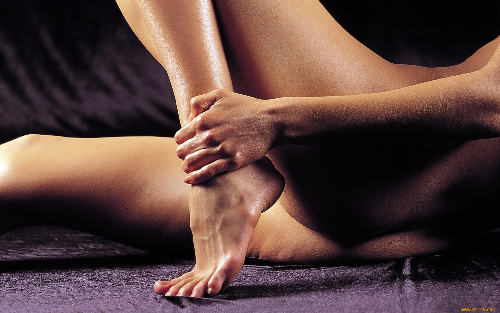 Фото для любителей женских ног